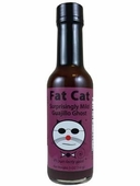 Fat Cat Surprisingly Mild Guajillo Ghost Hot Sauce, 5oz.
