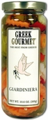 Greek Gourmet Giardiniera, 10.6oz.
