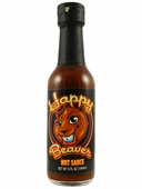 Happy Beaver Hot Sauce, 5oz.