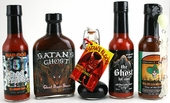 Heat up your Halloween Sampler Pack