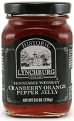 Historic Lynchburg Cranberry Orange Pepper Jelly
