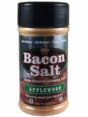 J&D's Applewood Bacon Salt, 2.5oz.