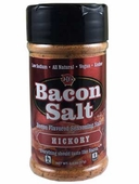 J&D's Hickory Bacon Salt, 2.5oz.