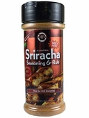 J&D's Sriracha Seasoning & Rub, 4.25oz.