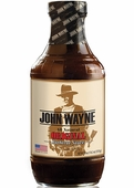 John Wayne Original BBQ Sauce, 18oz. (Discontinued)