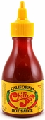 Just Chili California Hot Sauce, 7oz.