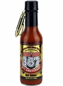 Mad Dog 357 Hot Sauce GOLD Collector's Bullet Edition with 9 Million Plutonium, 5oz.