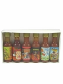 Multi-Mini Hot Sauce Gift Set