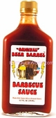 Original Beer Barrel Barbeque Sauce with Select Micro-Brewed Beers, 5oz.