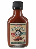 Pappy's Happy Tears Mild and Spicy Pepper Hot Sauce, 3.4oz.