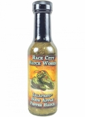 Race City Sauce Works Jalapeno-Sour Apple Pepper Sauce, 5oz.