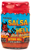 Salsa From Hell Devil's Revenge, 5oz.