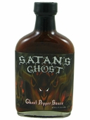 Satan's Ghost Hot Sauce, 5.7oz.