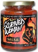 Scorned Woman Salsa, 12oz.