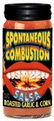 Spontaneous Combustion Salsa, 16oz.