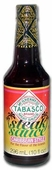 Tabasco Steak Sauce Caribbean Style, 10oz.