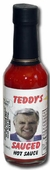 Teddy's Sauced Hot Sauce, 5oz.