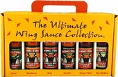 Wing Time Ultimate Wing Sauce Collection, 3/12oz.