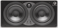 Atlantic Technology THX Dual 5 1/4 inch THIN BEZEL In-Wall LCR Speaker