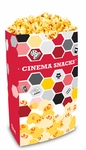 Cinema Theme 46oz Double Lined Popcorn Bags