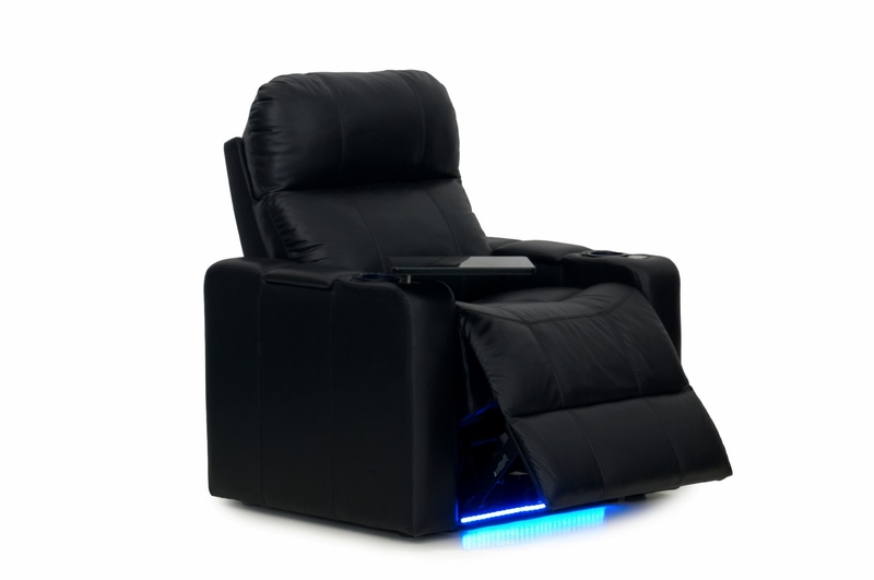 Ht Design Pembroke Home Theater Seating With Power Headrest