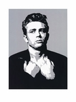 James Dean Theatrical Painting