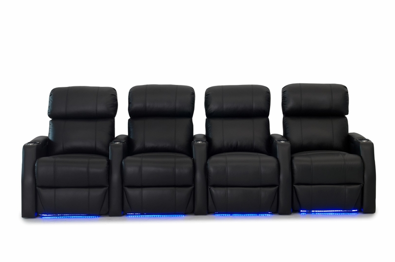Design Belmont Home Theater Seating With Headrest Click To Enlarge Free Shipping