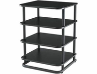 Sanus 4 Shelf Audio Rack