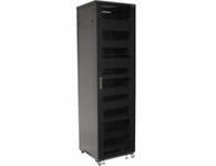 Sanus 44U Rack with Shelves and Blanks