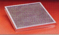 100-124 Square Inches: Industrial EZ Kleen Filters, 1 Inch Thick