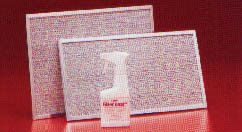 225-249 Square Inches: Grease Mesh EZ Kleen Filters, 2 Inches Thick