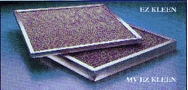 800-899 Square Inches: Regular EZ Kleen Filters 1 Inch Thick