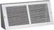 Accord 24 x 8 Baseboard Return Air Grille #170 Model 1702408WH