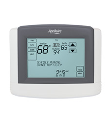 Aprilaire Communicating Thermostat, Model 8800