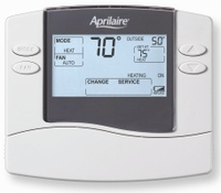 Aprilaire Non-Programmable Thermostat, Model 8444