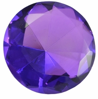 2.5 Inch Diamond Paperweight 60mm