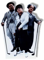3 Stooges & Comedy