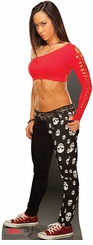 A.J. from WWE Cardboard Cutout Life Size Standup
