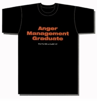 Anger Management Graduate T-Shirt