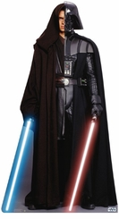 Anikin Skywalker/Darth Vader from Revenge of The Sith Cardboard Cutout Life Size Standup