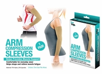 Arm Compression Sleeves (1 Pair)