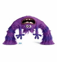 Art � Disney Pixar Monsters University Cardboard Cutout Life Size Standup