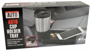 Auto Cup Holder Tray  - Click to enlarge