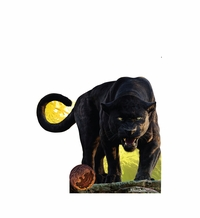 Bagheera � The Jungle Book Cardboard Cutout Life Size Standup