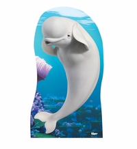 Baily � Finding Dory Cardboard Cutout Life Size Standup
