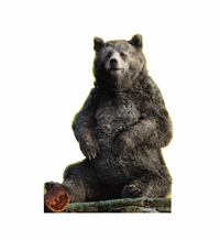Baloo � The Jungle Book Cardboard Cutout Life Size Standup