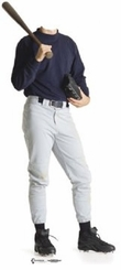 Baseball Stand-In Cardboard Cutout Life Size Standup