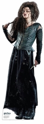 Bellatrix Lestrange from Harry Potter and the Deathly Hallows Cardboard Cutout Life Size Standup