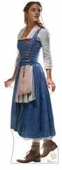 Belle (Disney�s Beauty and the Beast) Cardboard Cutout Life Size Standup