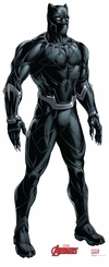 Black Panther (Avengers) Cardboard Cutout Life Size Standup